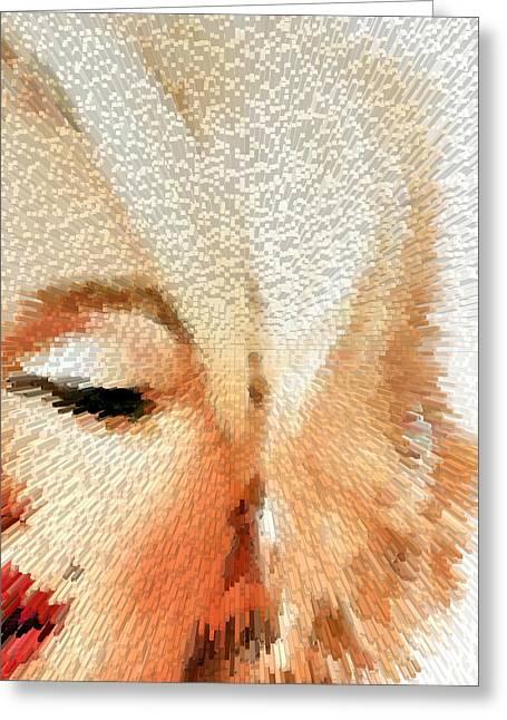 Modern Marilyn - Marilyn Monroe Art By Sharon Cummings Greeting Card by Sharon Cummings