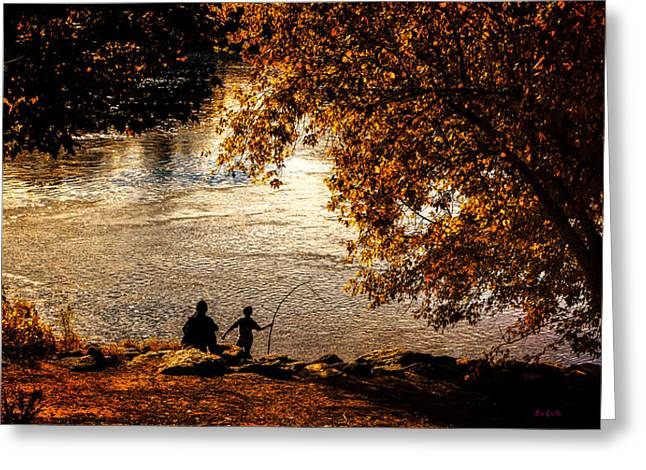 Moments To Remember Greeting Card by Bob Orsillo