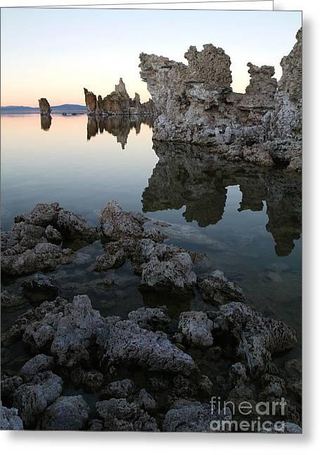 Mono Lake - 06 Greeting Card