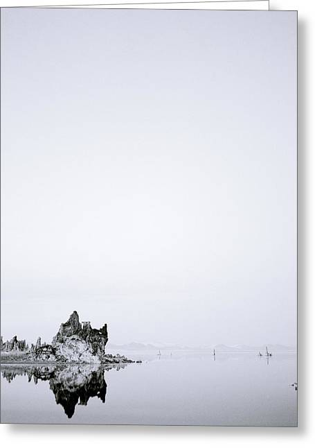 Still Waters Run Deep Greeting Card by Shaun Higson