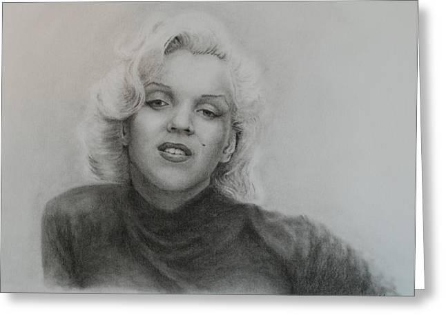 Monroe Greeting Card