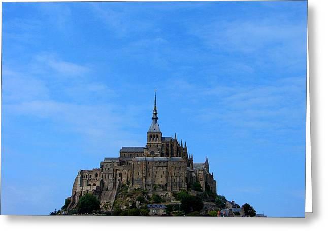 Mont Saint Michel - France Greeting Card