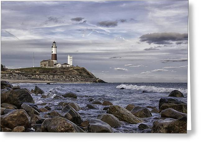 Montauk Afternoon Greeting Card