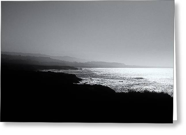 Monterey Bay Greeting Card