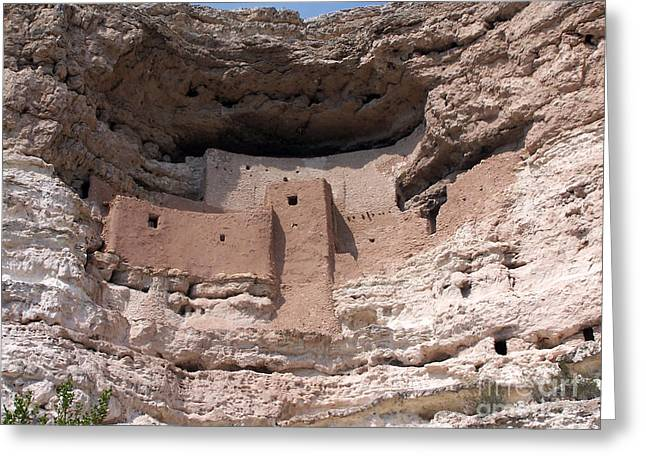 Montezuma Castle 1 Greeting Card