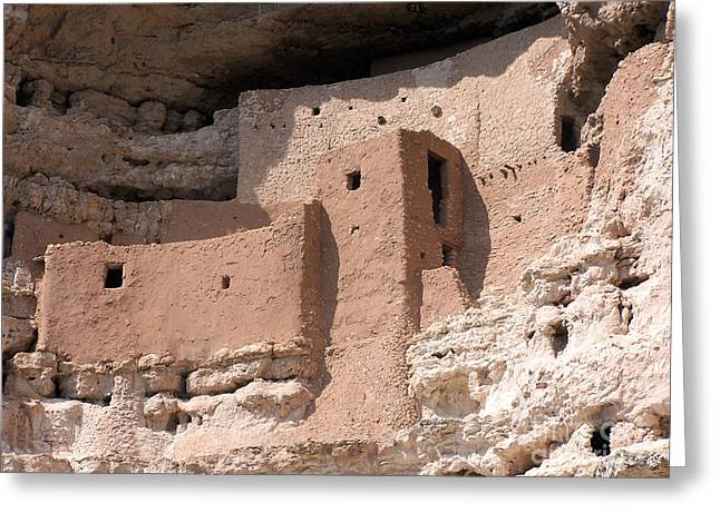 Montezuma Castle 2 Greeting Card