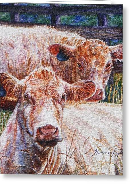Moo Are You? Greeting Card