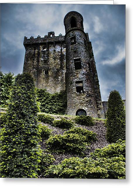 Moody Castle Greeting Card