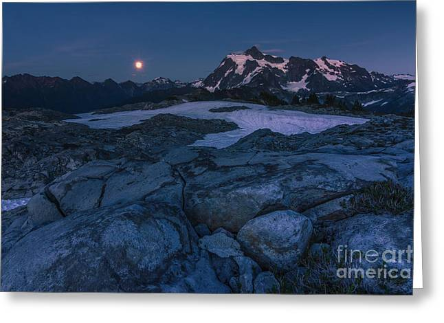 Moonrising Greeting Card