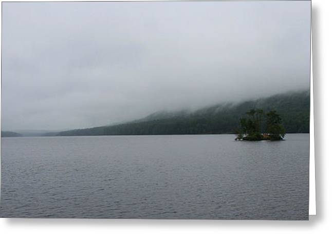 Moose Island Maine Greeting Card