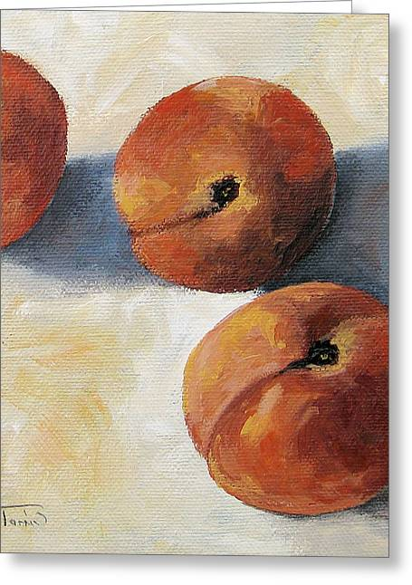 More Georgia Peaches Greeting Card