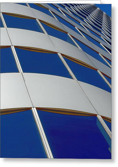 More Windows In The Sky Greeting Card