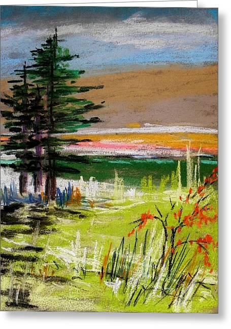Morning Breakthrough Greeting Card by John Williams