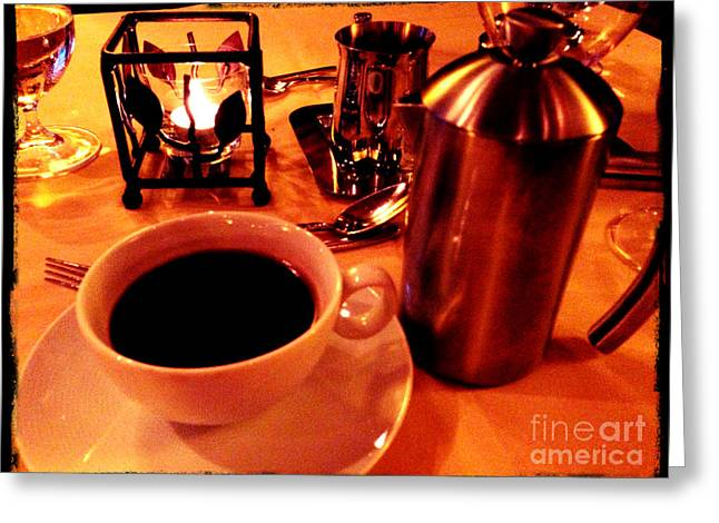 Greeting Card featuring the photograph Morning Has Broken by Leslie Hunziker