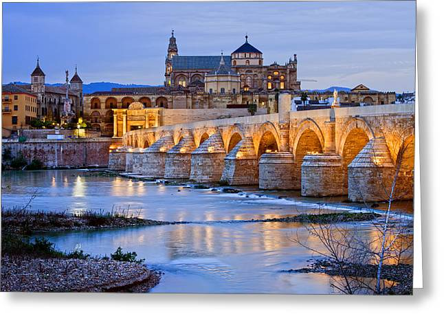 Morning In Cordoba Greeting Card