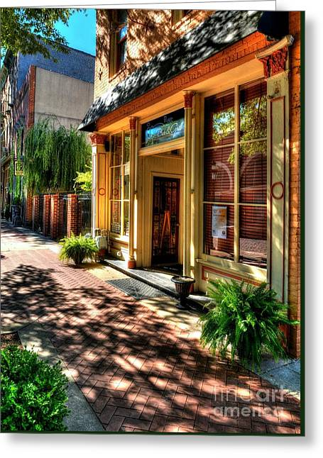 Morning In Paducah 2 Greeting Card by Mel Steinhauer