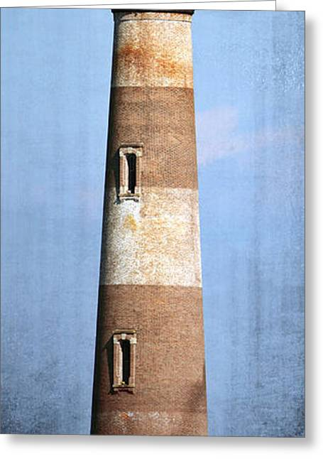 Morris Island Light Greeting Card