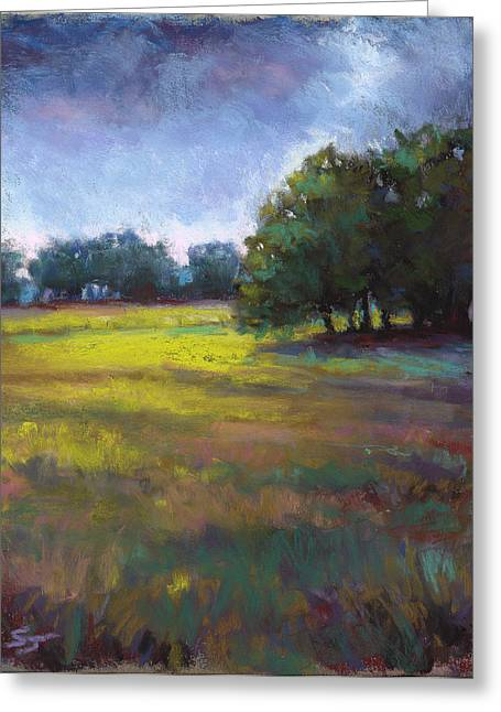 Moss Meadows Greeting Card