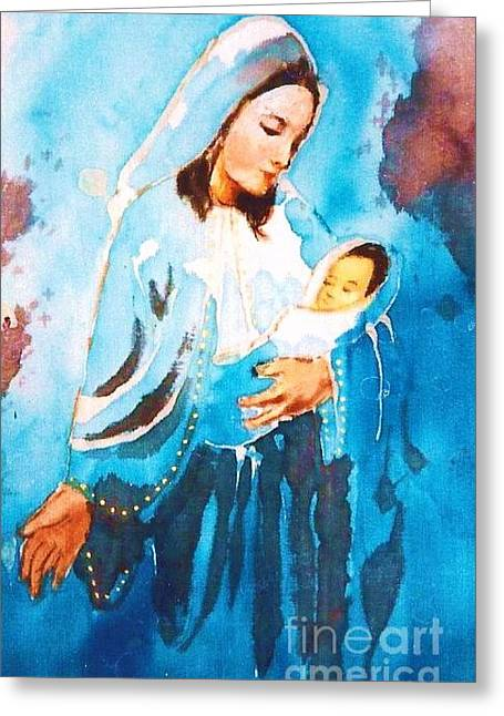 Mother Maria Greeting Card