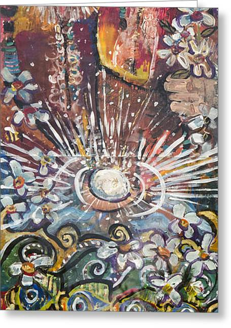 Mother Spirit Greeting Card
