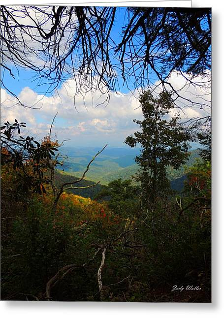 Mountain Beauty Greeting Card