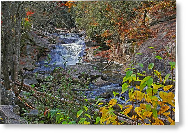 Mountain Splendor Greeting Card by HH Photography of Florida