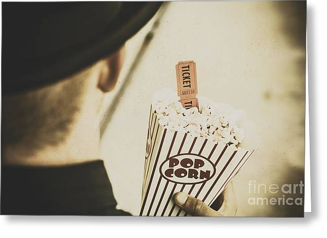 Movie Memorabilia Greeting Card by Jorgo Photography - Wall Art Gallery