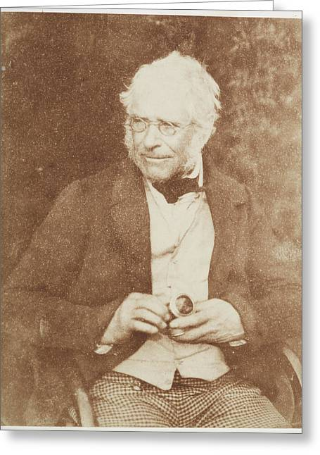 Mr. Alexander Bryson Greeting Card by British Library