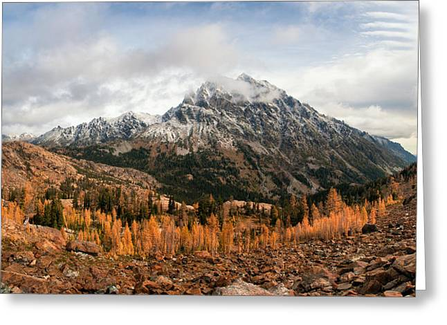 Mt. Stuart Greeting Card