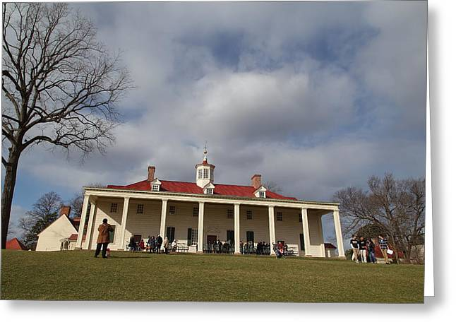 Mt Vernon - 01136 Greeting Card by DC Photographer
