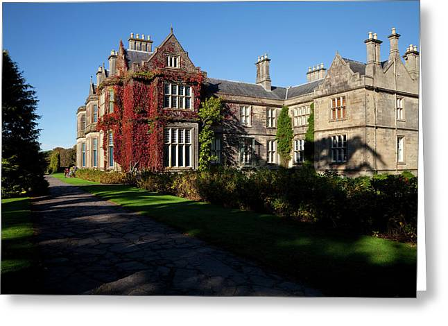 Muckross House Built In 1843, Now Greeting Card