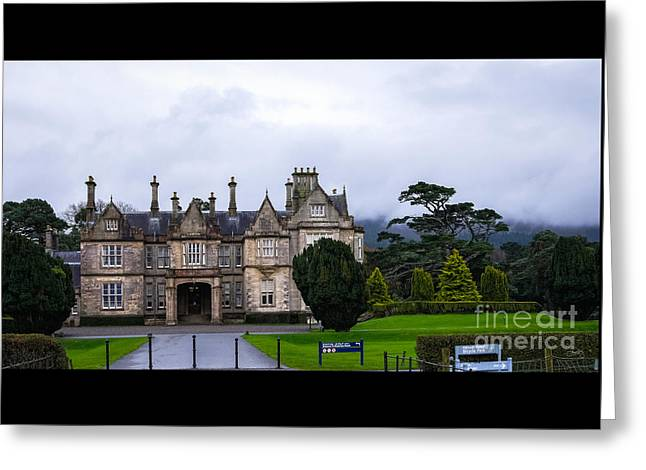 Muckross House Greeting Card