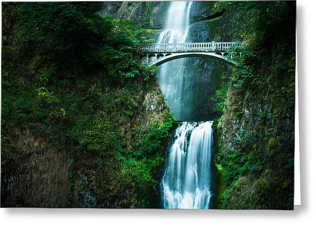 Multnomah Abbreviated Greeting Card