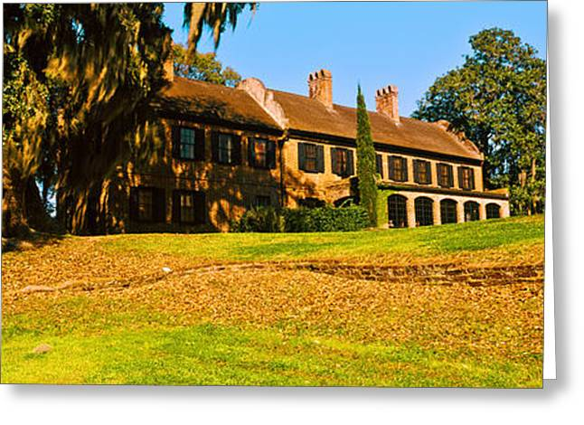 Museum In A Garden, Middleton Place Greeting Card
