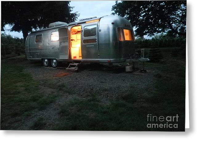 My Airstream Dream Greeting Card