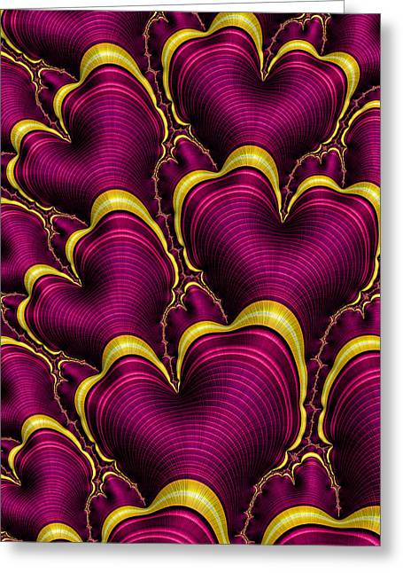 My Hearts Desire Greeting Card by HH Photography of Florida