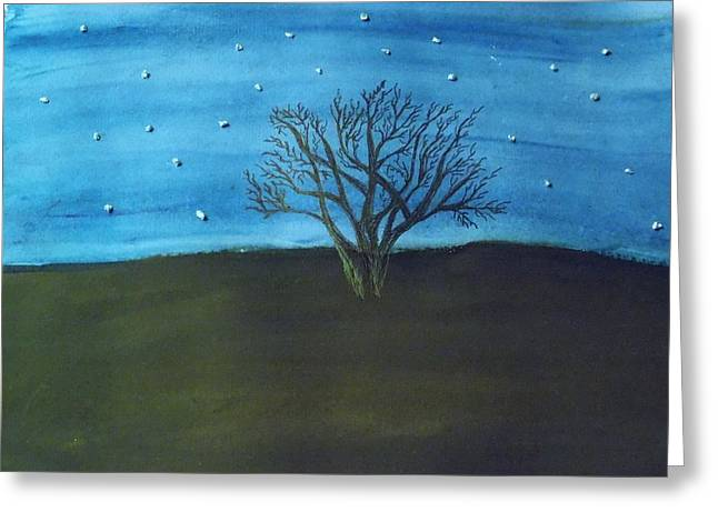 My Starry Sky Greeting Card