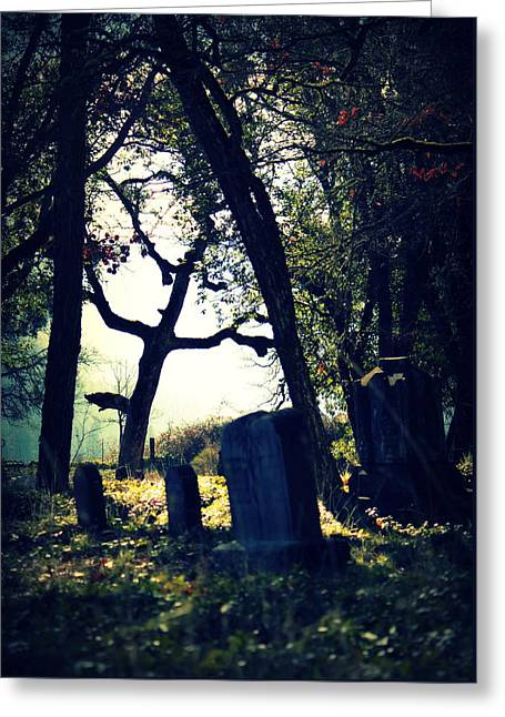 Greeting Card featuring the photograph Mystical Fantasies by Melanie Lankford Photography