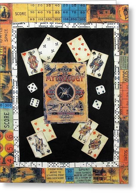Mythology Greeting Card