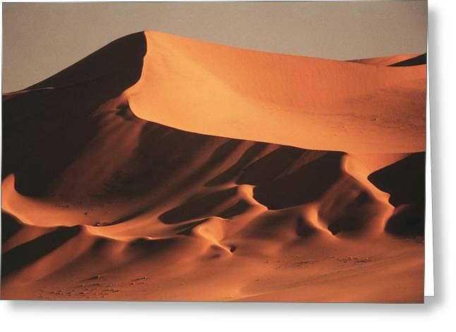 Namibia, Namib-naukluft National Park Greeting Card by Stuart Westmorland
