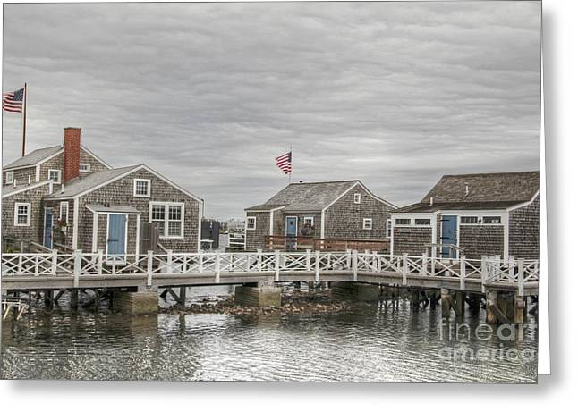 Nantucket Days Greeting Card