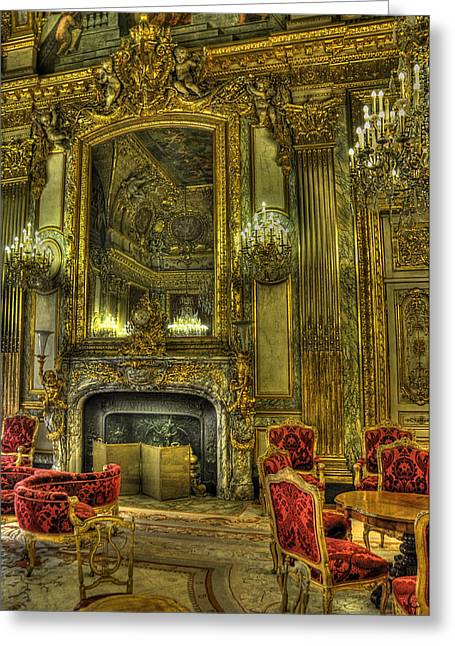 Napoleon IIi Room Greeting Card