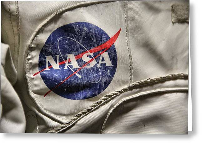 Nasa Greeting Card by Dan Sproul