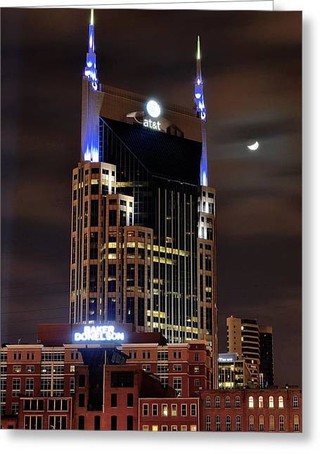 Nashville Greeting Card by Frozen in Time Fine Art Photography