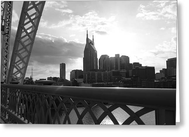 Nashville  Greeting Card by Mose Mathis