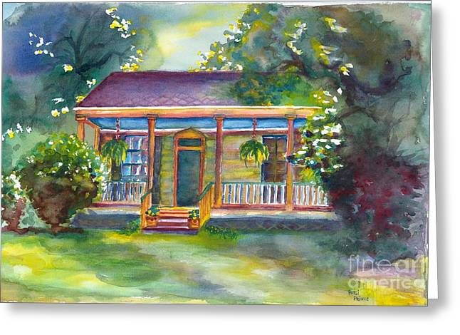 Natches State Cottage Greeting Card