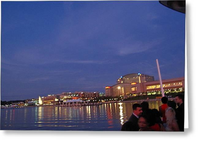 National Harbor - 121222 Greeting Card