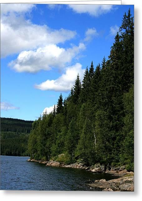 National Park Greeting Card