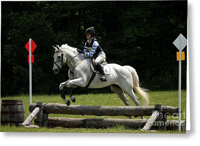 Natural Eventers Greeting Card