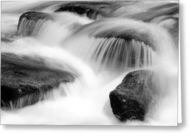 Natural Flow Greeting Card